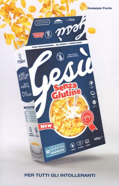 Gesù senza glutine (Brossura)