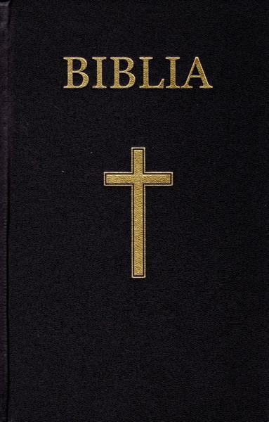 Bibbia in Rumeno (Copertina rigida)