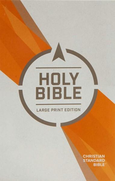CSB Outreach Bible -  Large Print Edition (Brossura)