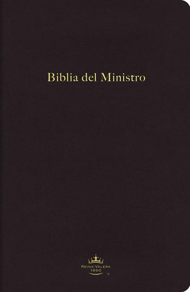 Biblia del ministro RVR60 Format ultrafino (Similpelle)