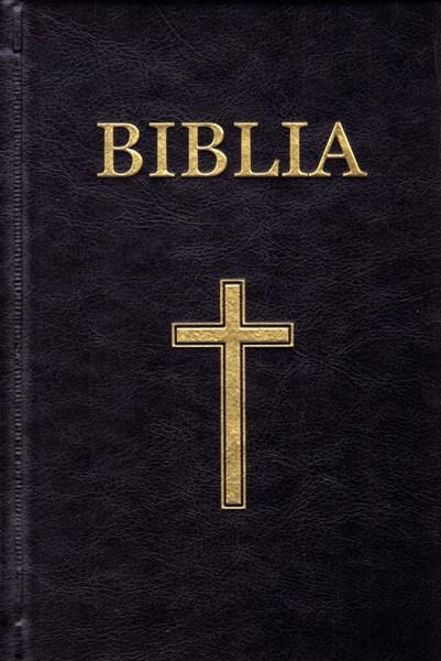 Bibbia in rumeno semilucida (Copertina rigida)