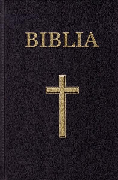 Bibbia in rumeno formato medio (Copertina rigida)