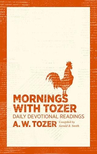 Mornings with Tozer (Brossura)