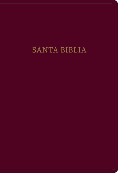 RVR60 Biblia letra súper gigante (Plastificata flessibile)
