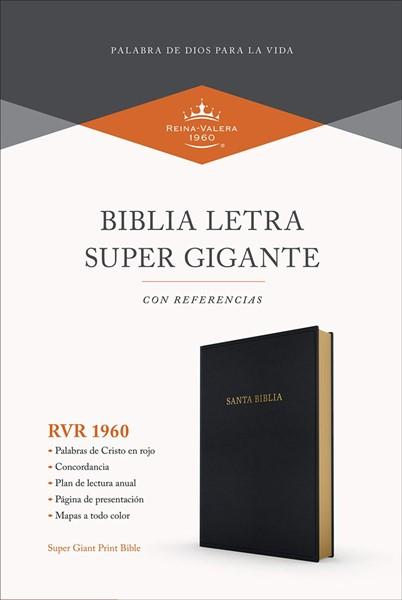 RVR60 Biblia letra súper gigante (Similpelle)