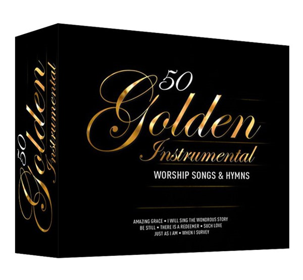 50 Golden Instrumental Worship Songs & Hymns