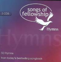 Songs of Fellowship - Hymns 3CD Box