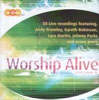 Worship Alive Vol 3 3CD Box