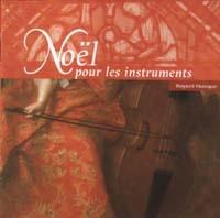 Noel pours les instruments