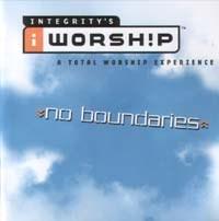 No Bounderies - IWorship 2CD+DVD