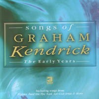 Songs of Graham Kendrick - The Early Years 3CD Box