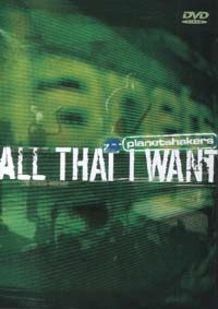 All That I Want - DVD