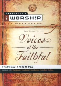IWorship - Voices of the Faithful Resource System DVD