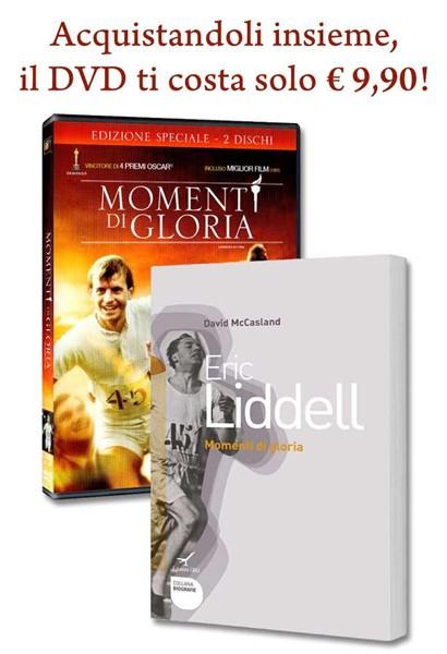 """Offerta """"Momenti di Gloria"""" DVD + Libro a soli €29,90"""