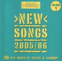 New Songs 2005 / 2006 Vol 1