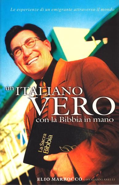 Un italiano vero con la Bibbia in mano