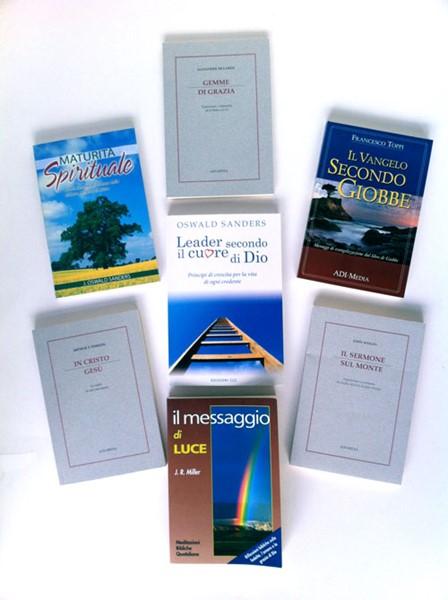 Offerta Crescita Spirituale - 15% di sconto + un libro in omaggio