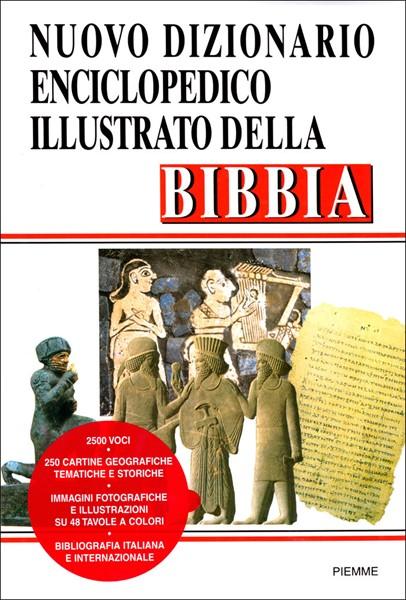 Nuovo Dizionario Enciclopedico illustrato della Bibbia (Copertina rigida)