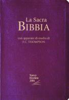 Bibbia da Studio Thompson - 34456 (SG34456) (Pelle) [Bibbia Grande]