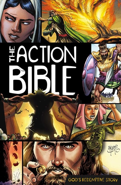 The Action Bible (Copertina rigida)