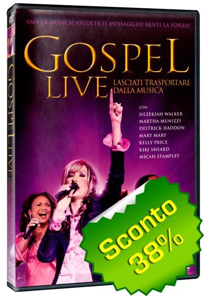 Gospel Live - Lasciati trasportare dalla musica