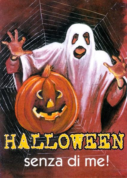 Halloween senza di me - Confezione da 50 (Pieghevole)