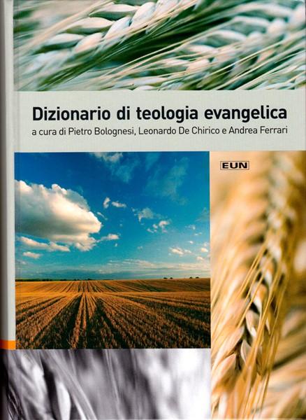 Dizionario di teologia evangelica (Copertina rigida)