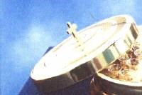 Coperchio Santa Cena - Alluminio Colore dorato