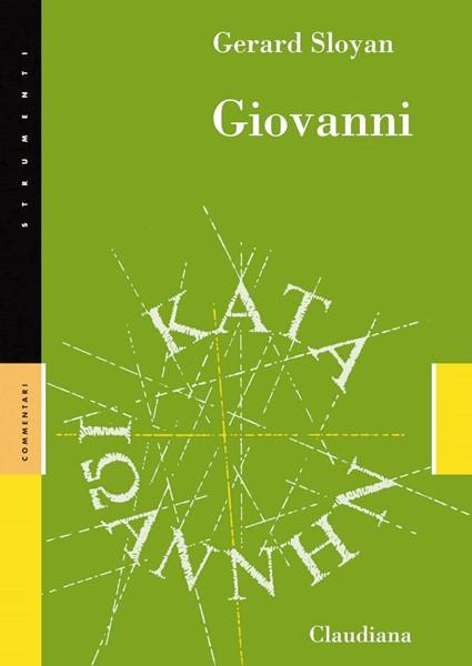 Giovanni - Commentario Collana Strumenti (Brossura)