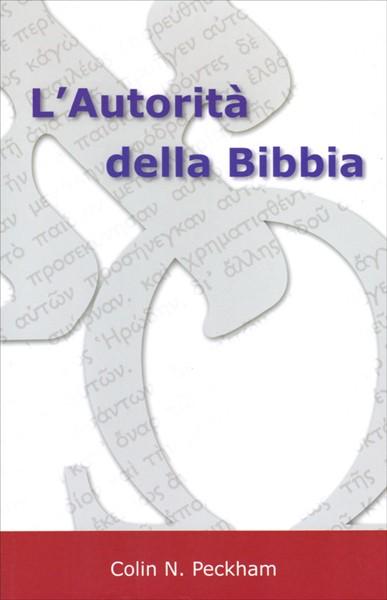 L'autorità della Bibbia (Brossura)