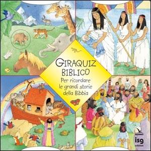 Giraquiz Biblico (Cartonato)