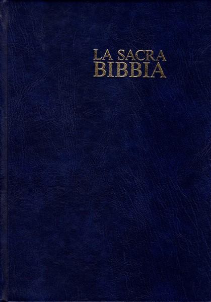 Bibbia Nuova Diodati - B03EB - Formato grande (Copertina rigida)
