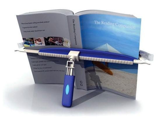 Easy Read - Leggi Facile - Leggio da tavolo e da computer, può sorreggere libri o testi fino al formato A3