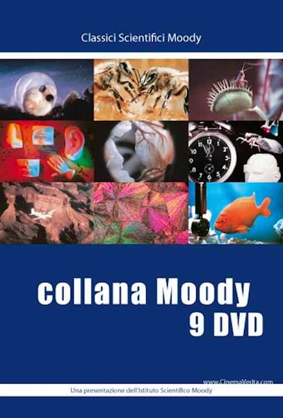 Collana completa dei documentari in DVD dell'Istituto Scientifico Moody a soli €59,99