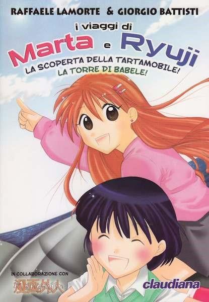 I viaggi di Marta e Ryuji