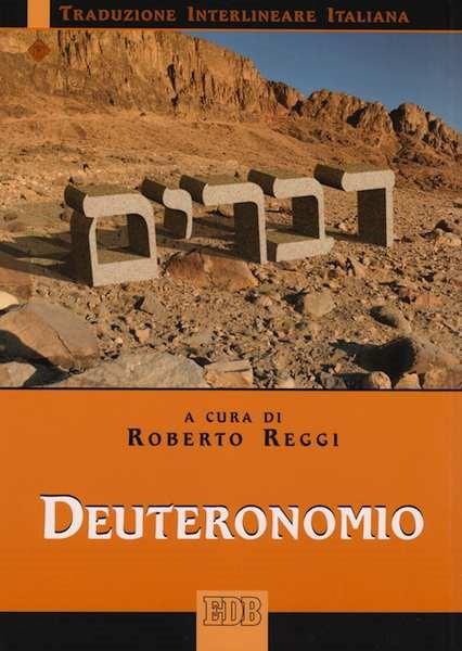 Deuteronomio (Traduzione Interlineare Ebraico-Italiano) (Brossura)