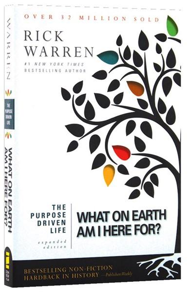 The purpose driven life (Brossura)