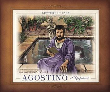 Agostino d'Ippona - Libro illustrato (Copertina rigida)