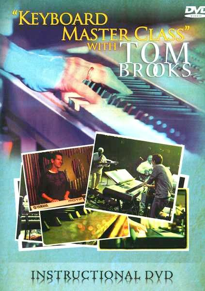 Keyboard Master Class with Tom Brooks