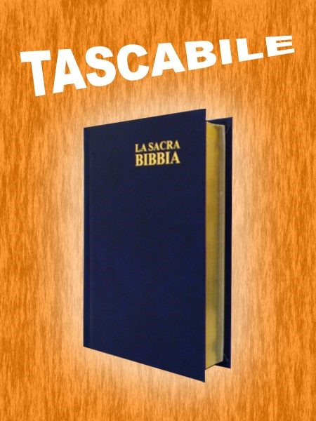 Bibbia Nuova Diodati - E03EB - Formato mini (Copertina rigida)