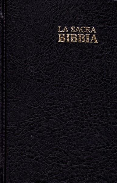 Bibbia Nuova Diodati - C03EN - Formato piccolo (Copertina rigida)