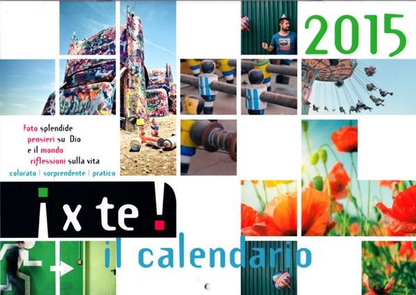 Per te! Calendario 2015 - Da parete (Spillato)