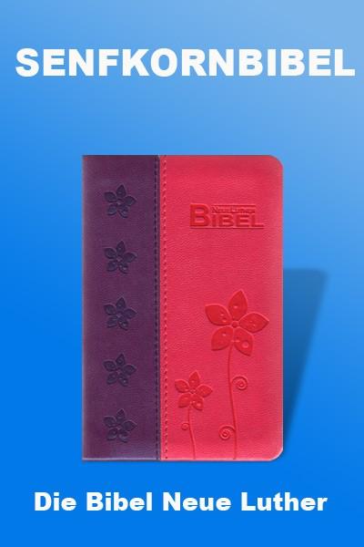 Die Neue Luther Bibel - Senfkornbibel DE E09 LP