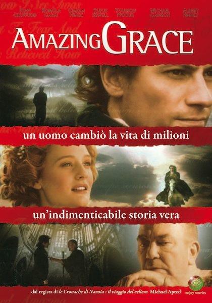 Amazing Grace DVD - Stupenda Grazia