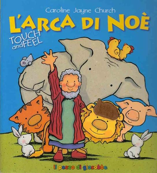 L'arca di Noè - Touchbook (Copertina rigida)