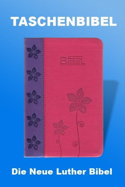 Die Neue Luther Bibel - Taschenbibel DE C09 LPR
