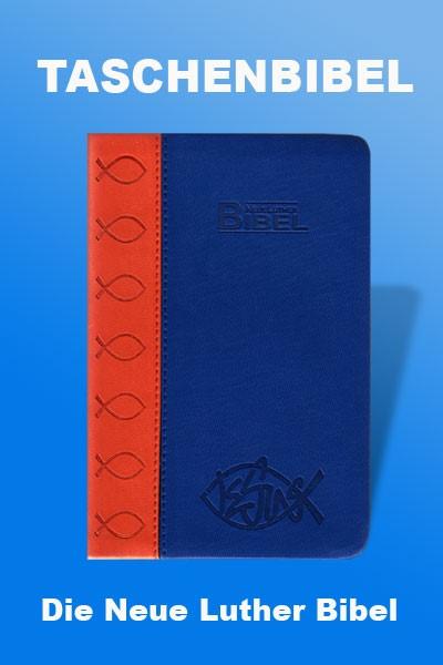Die Neue Luther Bibel - Taschenbibel DE C09 OBR