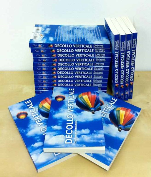 """Offerta: 20 pezzi del libro evangelistico """"Decollo verticale"""" al 15% di Sconto"""