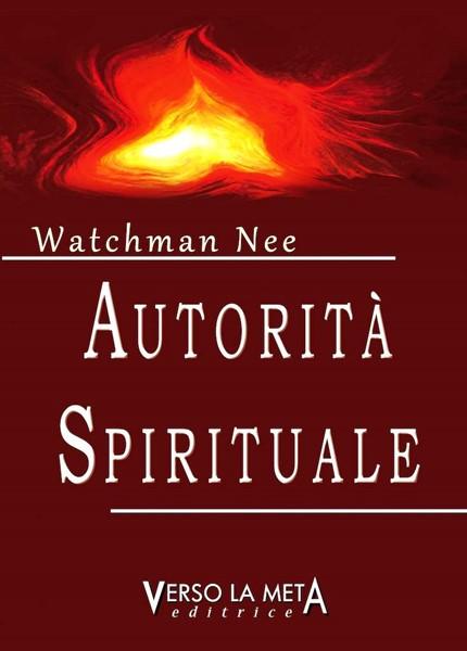 Autorità spirituale (Brossura)