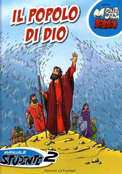 Il Popolo di Dio - 2° Manuale Studente (Spillato)